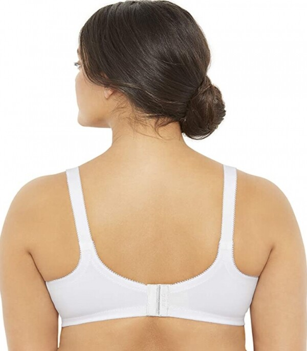 MAE Full Figure Plus Size Minimizer Comfort Support Bra