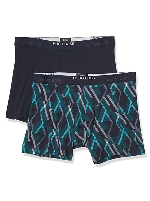 [2장묶음] Hugo Boss Men's 2-Pack Boxer Briefs