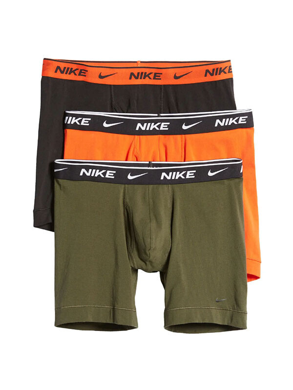 [3장 묶음] Nike: Dri-FIT Everyday Assorted 3-Pack Performance Boxer Briefs