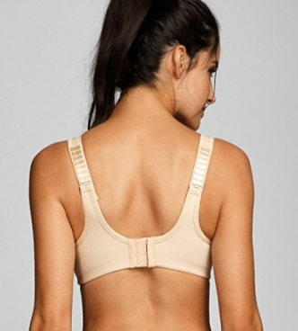 SYROKAN Underwire Firm Support Contour High Impact Sports Bra