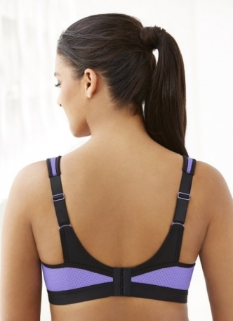 Full Figure High Impact Wonderwire Sports Bra